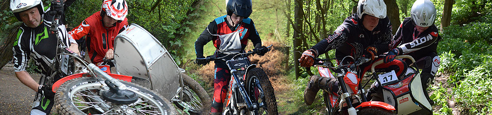 PRACTICE DAY AT BRACKEN ROCKS DE4 5AS - Mansfield Maun Trials